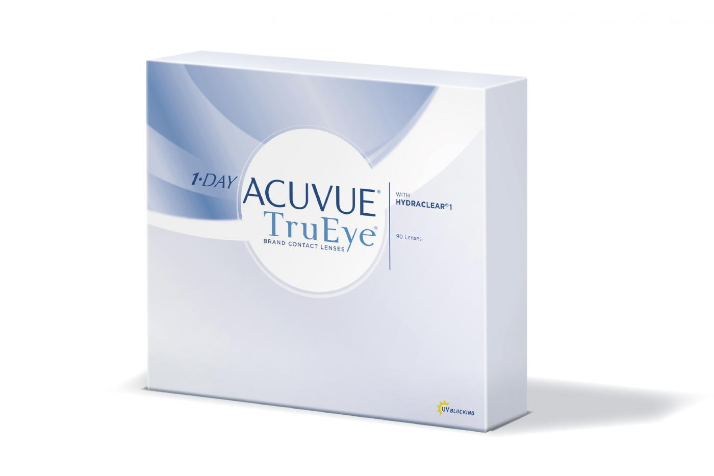 1-DAY ACUVUE TruEye 90 ks