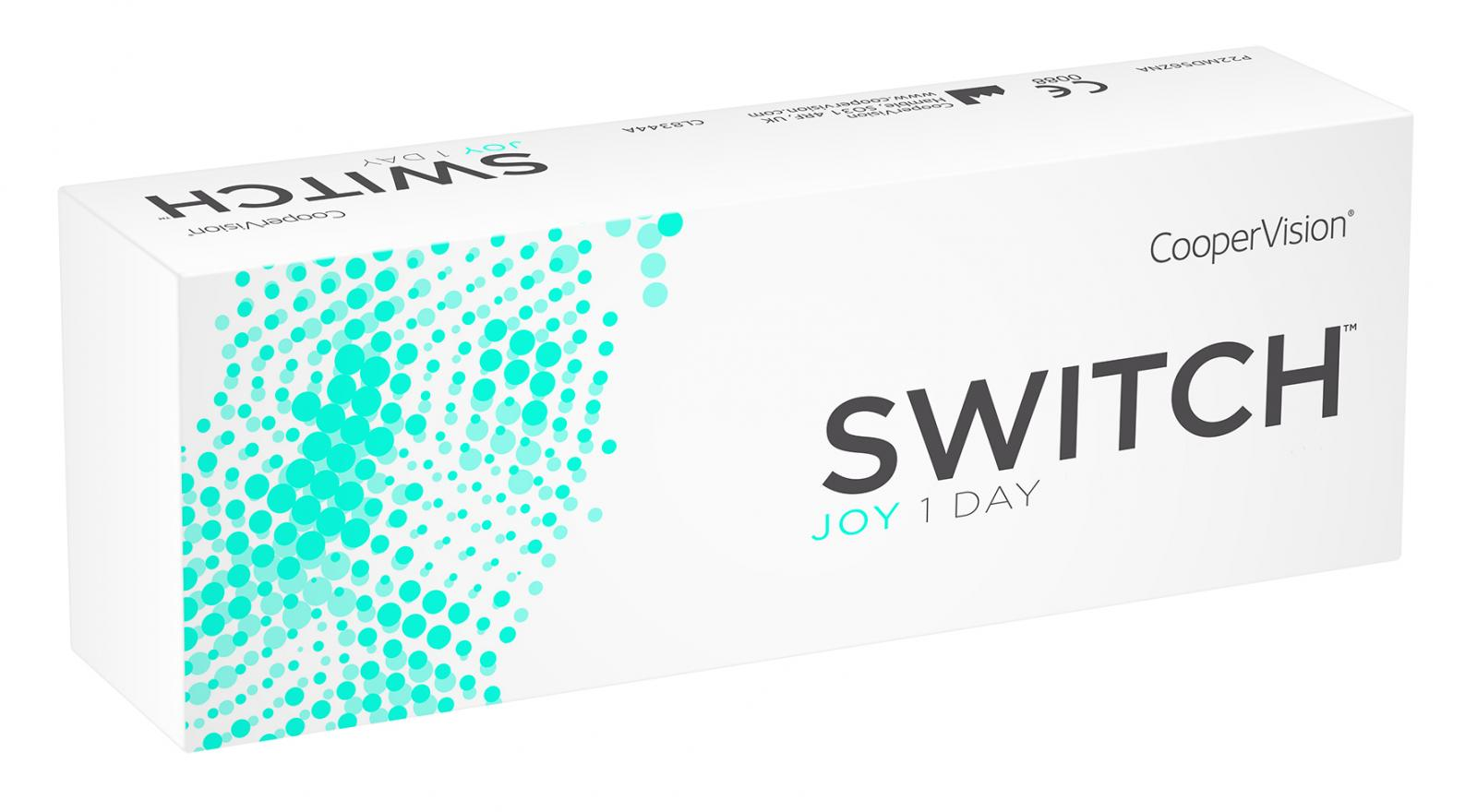SWITCH Joy 1 day, 30 ks