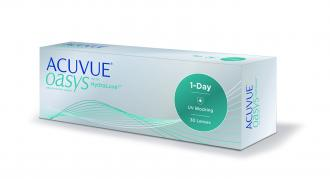 ACUVUE OASYS 1-Day with HydraLuxe 30 ks