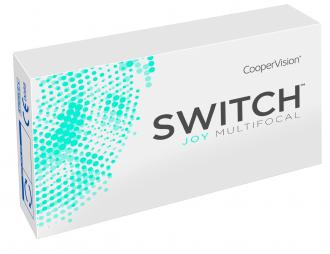 SWITCH Joy Multifocal, 6 ks