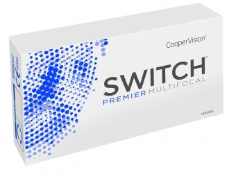 SWITCH Premier Multifocal, 3 ks