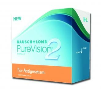 PureVision 2HD for Astigmatism , 6 ks